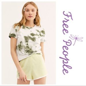NWT Free People Field Day Shorts
